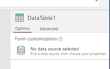 PowerApps – Data Table Control – Wes Preston