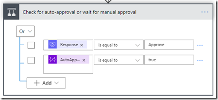 New Approval