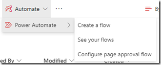 Modern SharePoint – Workflow and Approval Visibility With Power Automate